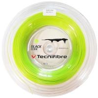 Струна для тенниса Tecnifibre 200m BlackCode 04RBLLI Green
