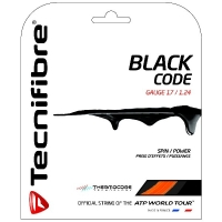 Струна для тенниса Tecnifibre 12m Blackcode Neon Fire 04GBLFI Orange