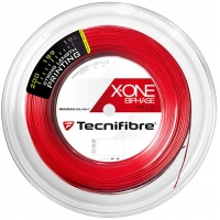Струна для сквоша Tecnifibre 200m X-One Biphase 06RXONE Red