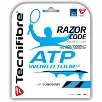 Струна для тенниса Tecnifibre 12m Razor Code 04GRAZ Blue