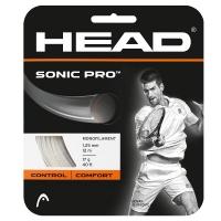 Струна для тенниса Head 12m Sonic Pro Prepacked 281128 White