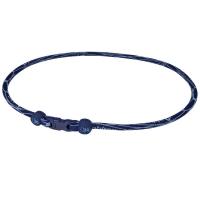 Ожерелье спортивное Phiten Rakuwa X30 Monotone TG4201 Blue