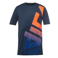Футболка Head T-shirt JB Vision Radical 816218 Dark Blue
