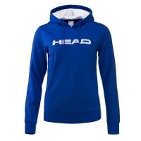 Толстовка Head Hoodie W Rosie 814556 Blue/White