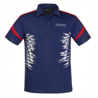 Поло Donic Polo Shirt M Air Blue