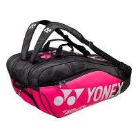 Чехол 7-9 ракеток Yonex 9829EX Pro Black/Pink