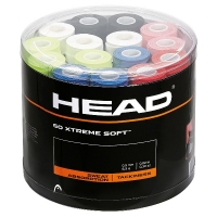 Овергрип Head Overgrip XtremeSoft Box x60 285425 Assorted
