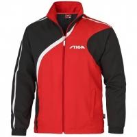 Ветровка Stiga Jacket M Universe Black/Red