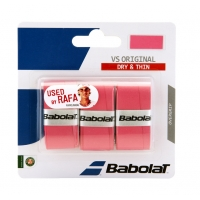 Овергрип Babolat Overgrip VS Original x3 653040 Pink