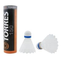 Воланы TORRES 150 x6 White BD-108
