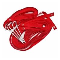 Набор разметки корта для пляжного воллейбола 15095874 KV.REZAC Red