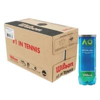 Мячи для большого тенниса Wilson Australian Open 3b Box x72 WRT109800