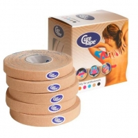 Тейп CureTape Kinesio Tape 10x5000mm x5 160929 Beige