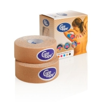 Тейп CureTape Kinesio Tape 25x5000mm x2 160288 Beige