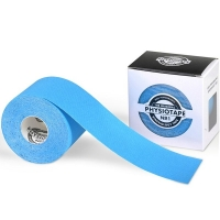 Тейп PhysioTape No1 50x5000mm 100398 Blue