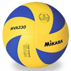 Мяч для волейбола Mikasa MVA330 Blue/Yellow