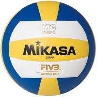 Мяч для волейбола Mikasa MV5PC Blue/Yellow