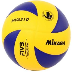 Мяч для волейбола Mikasa MVA310 Blue/Yellow