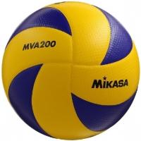 Мяч для волейбола Mikasa MVA200 Blue/Yellow