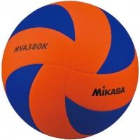 Мяч для волейбола Mikasa MVA380K-OBL Blue/Orange