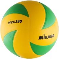 Мяч для волейбола Mikasa MVA390CEV Green/Yellow