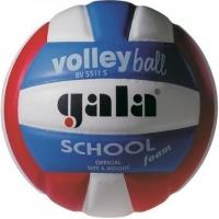 Мяч для волейбола Gala School Foam Colour BV5511S White/Red/Blue