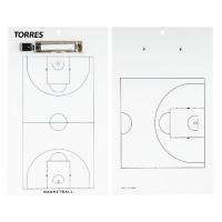 Тактическая доска для баскетбола TR1003B TORRES
