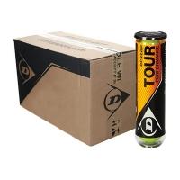 Мячи для большого тенниса Dunlop Tour Performance 4b Box x72 602199
