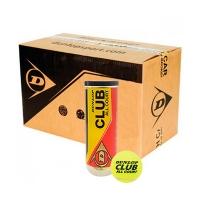 Мячи для большого тенниса Dunlop Club All Court 3b Box x72 603110