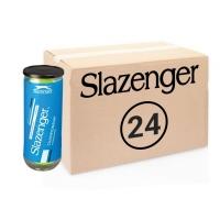Мячи для большого тенниса Slazenger Championship Hydroguard 3b Box x72 340823