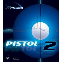 Накладка для настольного тенниса Dr. Neubauer Pistol 2