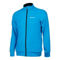 Ветровка Babolat Jacket JB Core Club 3BS17122 Bright Cyan