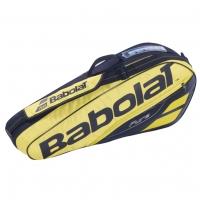 Чехол 1-3 ракетки Babolat Pure Aero 751183 Yellow/Black