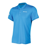 Поло Babolat Polo Shirt M Core Club 3MS18021 Bright Cyan