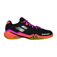 Кроссовки Babolat Shadow Spirit W 31S1804 Black/Pink