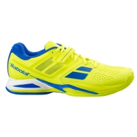 Кроссовки Babolat Propulse All Court 30S16208 Yellow/Cyan