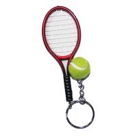 Брелок Taan Keychain Mini Racket KEY1320PP Red