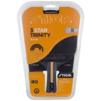 Ракетка для настольного тенниса Stiga Trinity 3*
