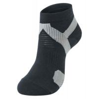 Носки спортивные Phiten Socks Socking AL9355 Black/Grey