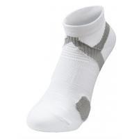 Носки спортивные Phiten Socks Socking AL9263 White/Grey