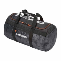 Сумка спортивная Head Tour Team Club 283168 Black/Grey