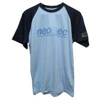 Футболка Neottec T-shirt U Cyan/Blue