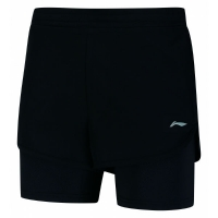 Шорты Li-Ning Shorts W AAPN038-1 Black