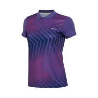 Поло Li-Ning Polo Shirt W AAYL054-4 Purple