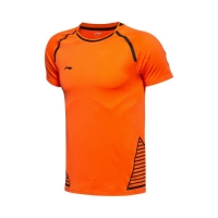 Футболка Li-Ning T-shirt M AAYM019-2 Orange