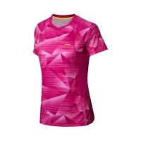 Футболка Li-Ning T-shirt W AAYN074-3 Pink