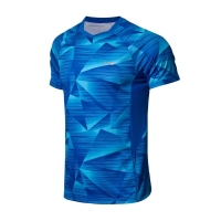 Футболка Li-Ning T-shirt M AAYN259-4 Blue