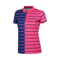 Поло Li-Ning Polo Shirt W APLL158-5 Blue/Pink