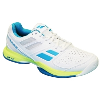 Кроссовки Babolat Junior Pulsion All Court Kid 38S18341 White/Blue