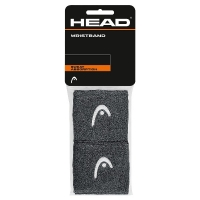 Напульсник Head Wristband 2.5 x2 285075 Dark Grey